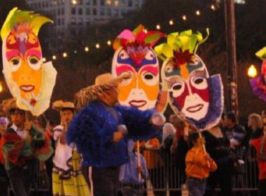 free halloween parade