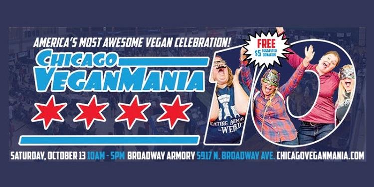 veganmania in chicago