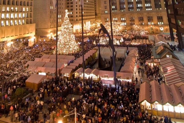 chicago christkindl market