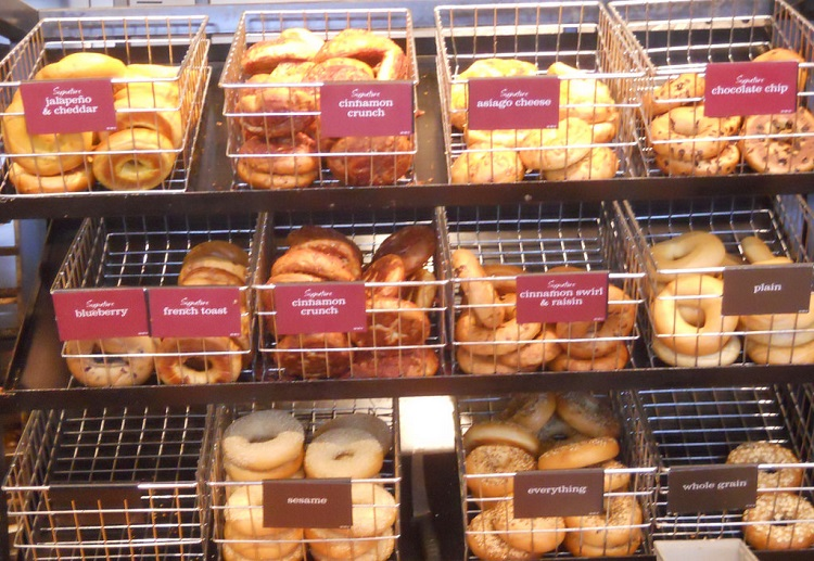 free bagels at Panera 2
