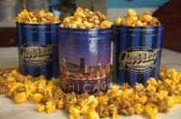 free garrett popcorn