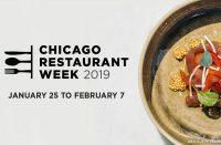 chicago restaurant week 2019