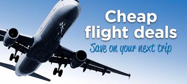 cheap flight deals from Chicago