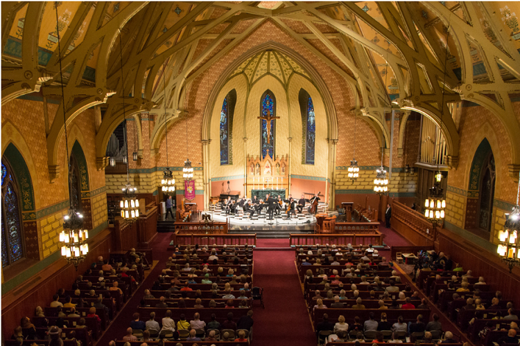 free classical concerts in chicago