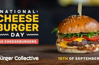 national cheesburger day