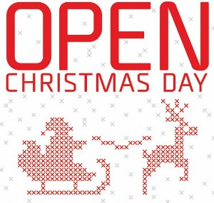 open-christmas-day 2011