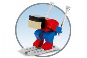 Free LEGO Event- February -Skier Chicago