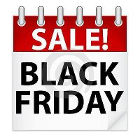 list of 2011 Black Friday deals