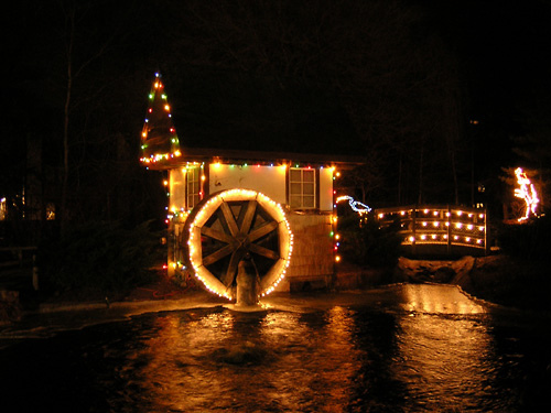free admission ot cosley zoo festival of lights