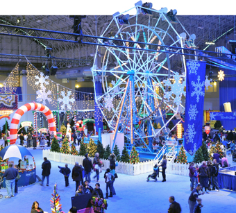 free admission winter wonderfest chicago