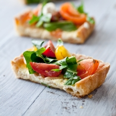 free cooking class in chicago - savory tarts