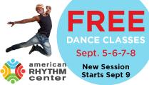 free dance classes chicago