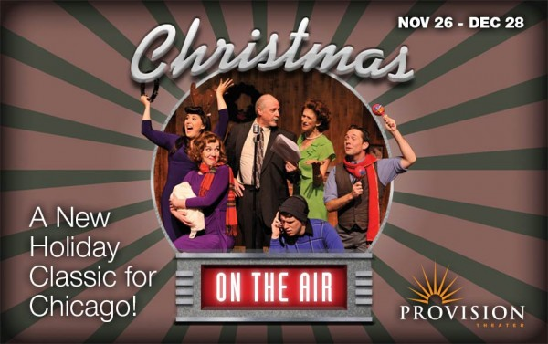 provision theater christmas in the air