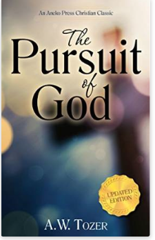 FREE BOOK - Pursuit of God TOZER