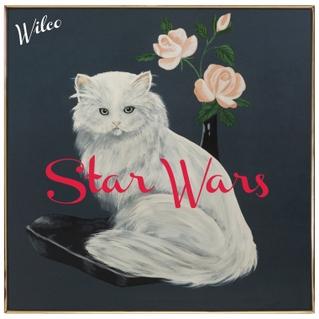 free album wilco star wars cover