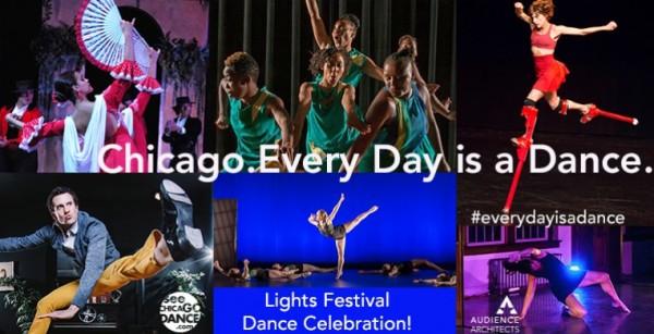 lights festival dance celebration