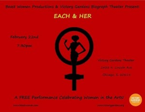 free chicago women in the arts