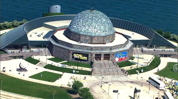 Chicago Adler planetarium free days in 2016