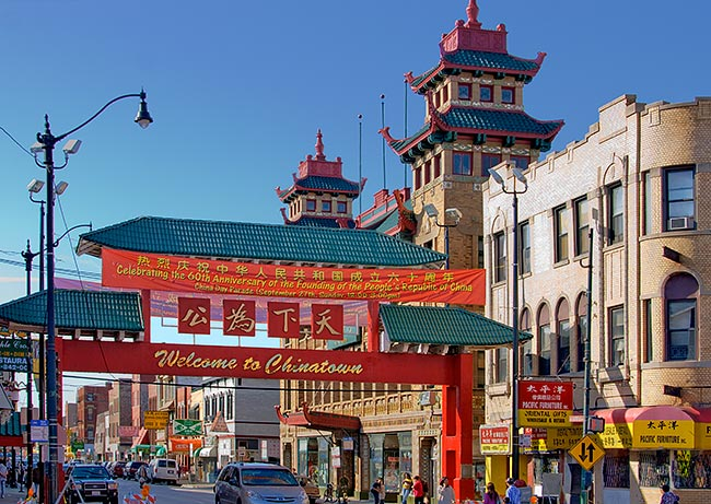 chinatown gate in chicago 650