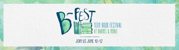 free teen book festival