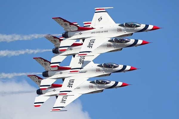 thunderbirds in CHICAGO