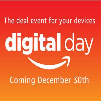 digital day amazon