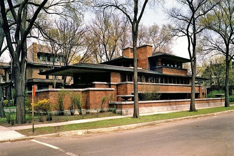 free tour of frank lloyd wright robie house