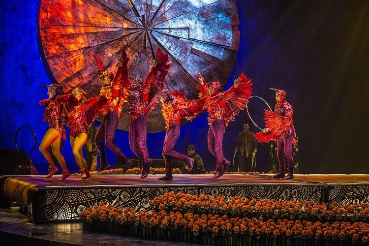 FREE cirque de soleil show_luzia 2