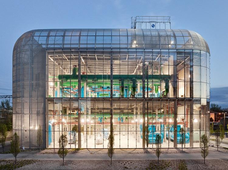 University of Chicago chiller plant