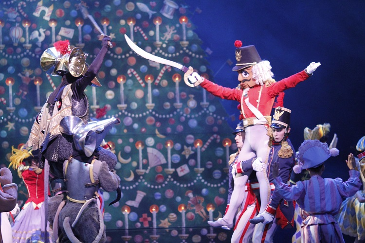 free dance along nutcracker chicago