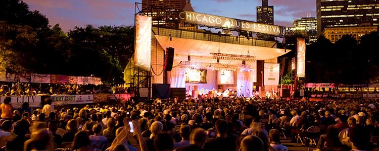 free 2018 chicago blues festival 2