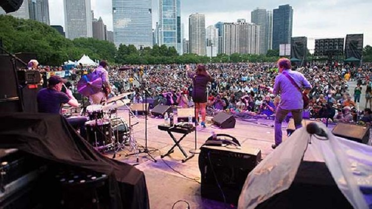 free 2018 chicago blues festival