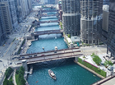 free chicago riverwalk map 5
