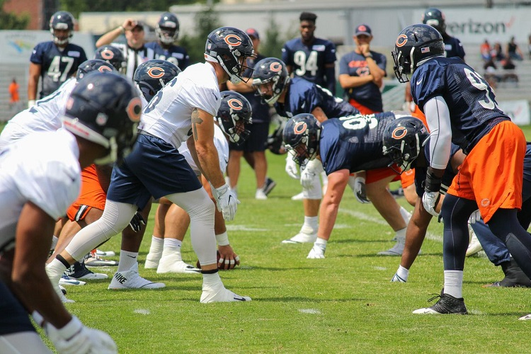 Chicago_Bears free pracitice