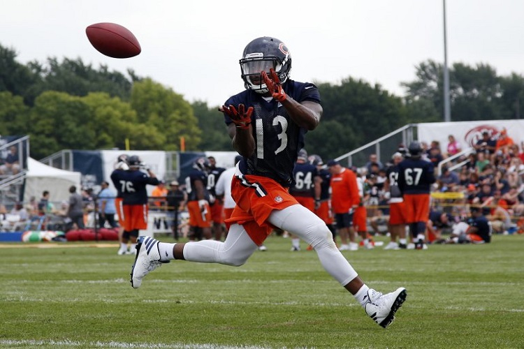 free chicago bears practice 2