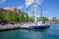 free rides on navy pier ferris wheel