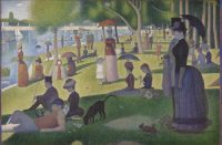 "Georges Seurat,"" A Sunday on La Grande Jatte"