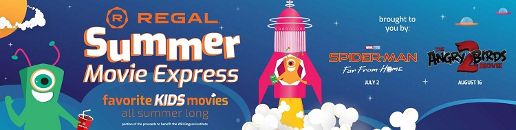 FREE and ONE DOLLAR MOVIES Summer-Movie-Express