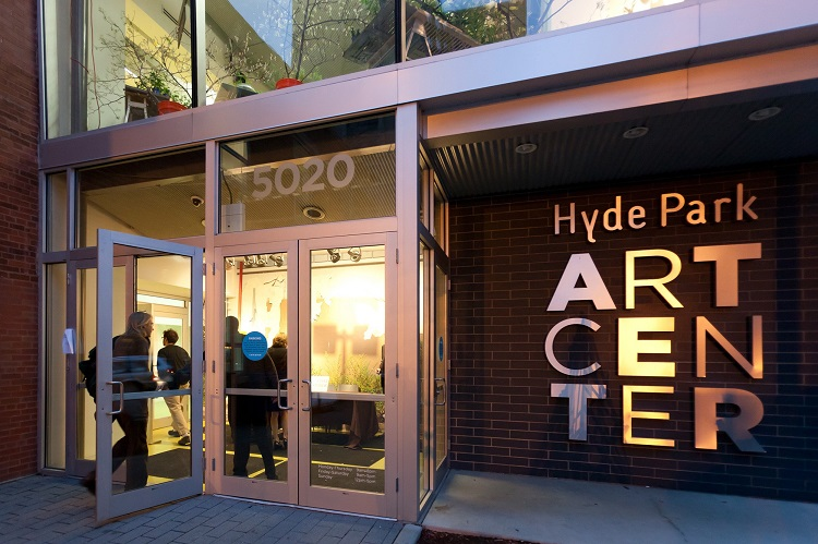 FREE ADMISSION TO PARTY AT hyde-park-art-center