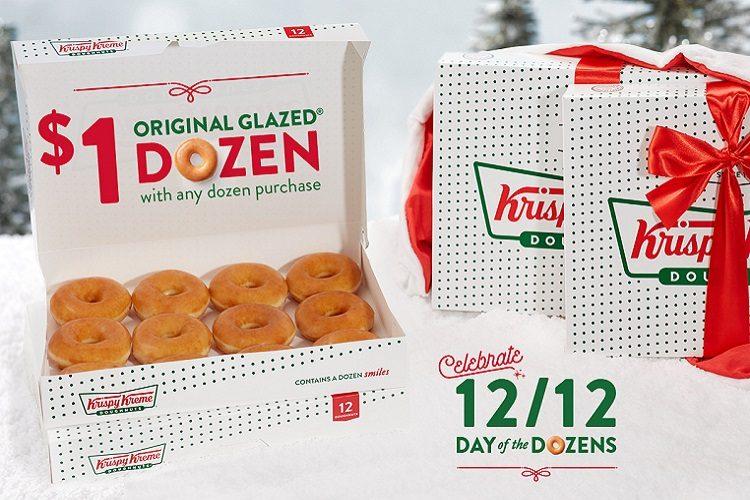 $1 Dozen Donuts