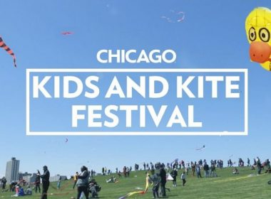 FREE Chicago Kids and Kites Festival on Saturday, May 2