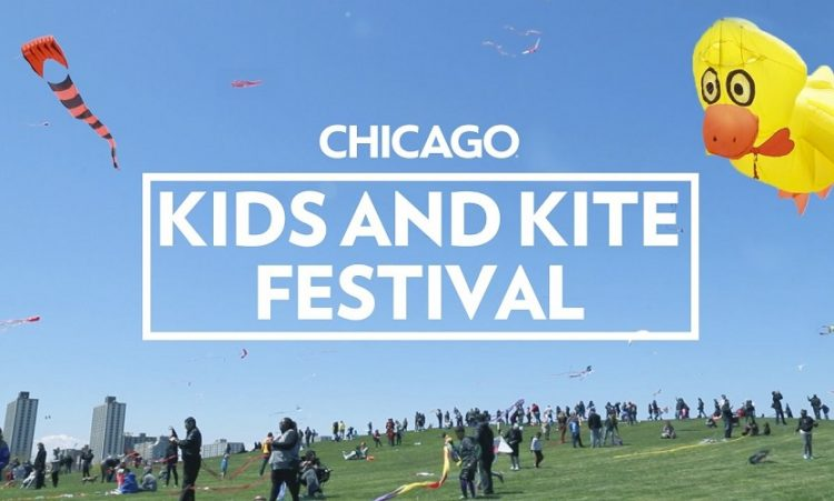 FREE Chicago Kids and Kites FestivalonSaturday, May 2