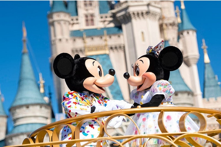 free tours and free ride videos of disney