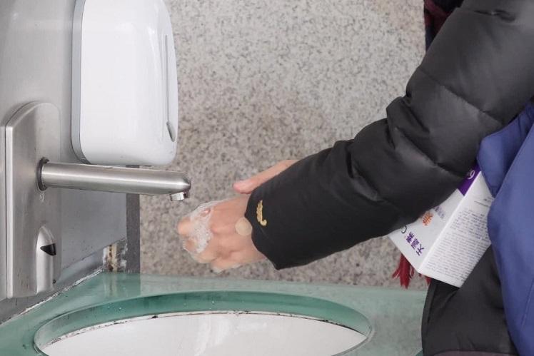 handwashing for coronavirus