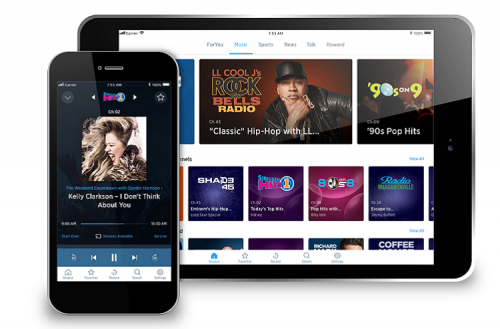 free SiriusXm App to May 15