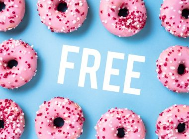 free donuts on june 5