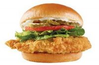 FREE chicken sandwich