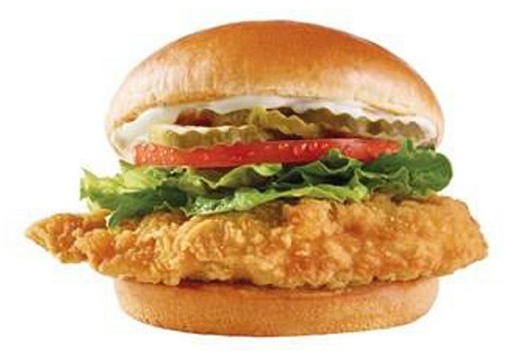 FREE chicken sandwich
