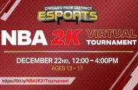 FREE Esports tournament on December 22