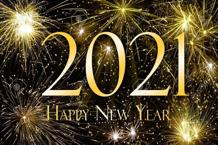 restaurant happy-new-year-2021